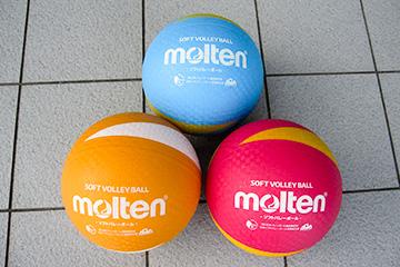 ソフトバレーボール
